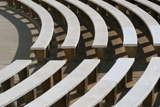 Free Circular Seating Royalty Free Stock Photography - 5131167