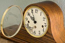 Free Mantle Clock Royalty Free Stock Photos - 5131588
