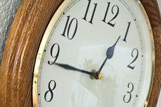 Free Wall Clock Stock Photos - 5131653