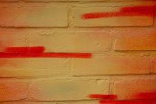Free Graffiti Background Royalty Free Stock Photography - 5131687