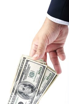 Free Take The Money Stock Images - 5132204