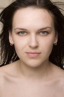 Free Beautiful Woman. Royalty Free Stock Photo - 5132375