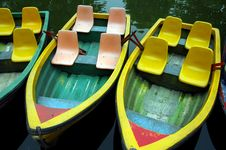 Free Boats Royalty Free Stock Photography - 5132397
