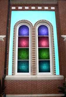 Free Church Window Stock Photos - 5132603