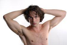 Free Male Model Portrait Stock Photos - 5132973