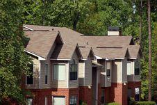 Free Condominiums Stock Images - 5133004