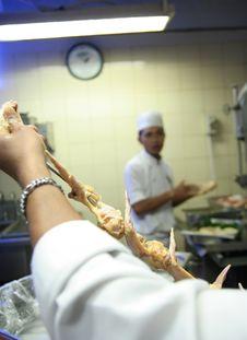 Free Chicken Kebab Stock Image - 5133011
