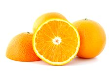 Free Few Juicy Oranges. Stock Images - 5133684