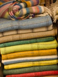 Towel Texture Stock Photos