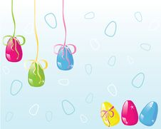 Free Ester Eggs Stock Photo - 5136960