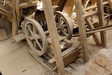 Free Humberstone - Ghost Town In Chile Stock Photos - 5137913