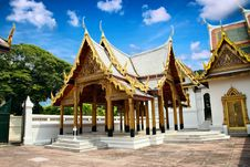 Free Buddha Palace Royalty Free Stock Photography - 5137967