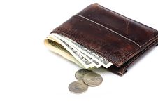 Free Wallet Stock Photography - 5138542