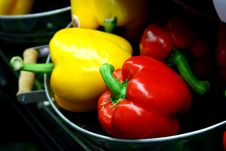 Free Bell Peppers Royalty Free Stock Photography - 5138647