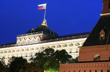 Free Moscow Kremlin Stock Image - 5139241