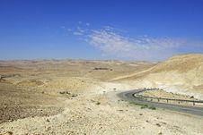 Free Judean Desert Royalty Free Stock Photos - 5139468
