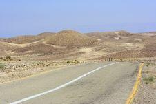 Free Judean Desert Stock Photography - 5139502
