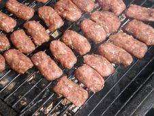 Free Meatballs Heated Stock Image - 5139671