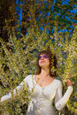 Free Lady In Sun Glasses Royalty Free Stock Photo - 5141905
