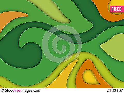 Free Layers And Spirals Royalty Free Stock Photography - 5142107