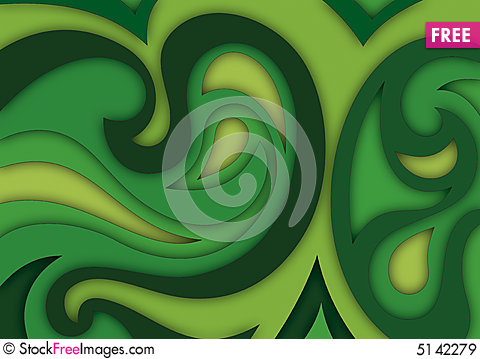Free Layers And Spirals Royalty Free Stock Images - 5142279