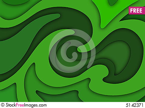 Free Layers And Spirals Stock Image - 5142371