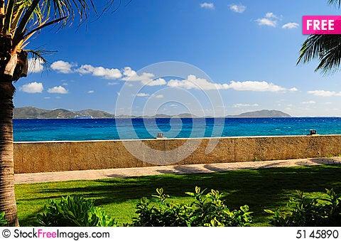 Free Layered Ocean View Stock Photo - 5145890