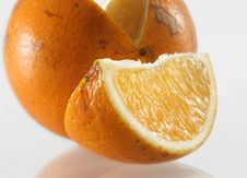 Free Orange Royalty Free Stock Photography - 5140407