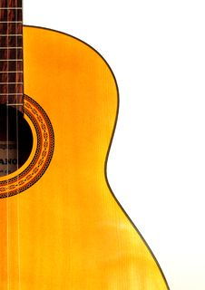 Free Guitar Royalty Free Stock Photo - 5141215