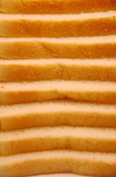 Free Bread Slices Background Royalty Free Stock Photography - 5141347