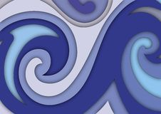 Free Layers And Spirals Stock Images - 5142274
