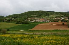Free Rural Umbria Royalty Free Stock Photography - 5142447