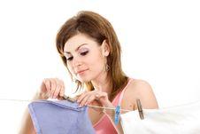 Free Washing Stock Photography - 5142652
