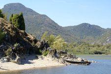 Free Skadar Lake. Stock Image - 5142921
