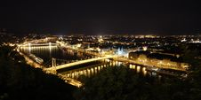 Free Budapest At Night Stock Images - 5143154