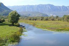 Free Skadar Lake. Royalty Free Stock Image - 5143166