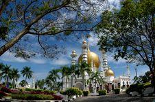 Free Ubudiah Mosque Stock Photos - 5143603