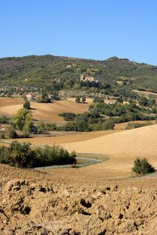 Free Umbria Hills Stock Image - 5143611