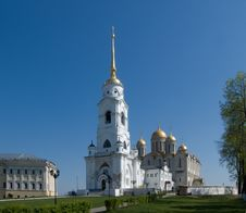 Free Orthodoxy Temple Stock Photography - 5143942