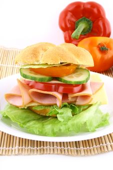 Free Sandwich Royalty Free Stock Photography - 5144317