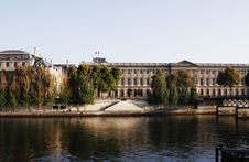 Free Seine River, Paris, France Royalty Free Stock Photos - 5145058