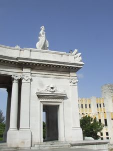 Free Memorial Monument Royalty Free Stock Photography - 5145607