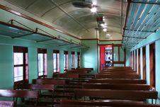 Free Hong Kong Old Railway Stock Photography - 5147042