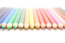 Free Different Color Pencils Stock Photos - 5147603