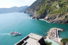 Free Vernazza-Cinque Terre Royalty Free Stock Images - 5147839
