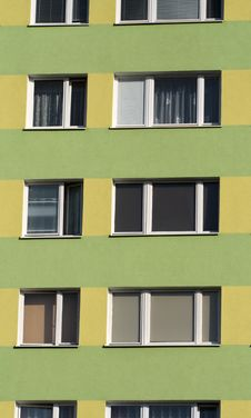 Free Block Of Flats Stock Photos - 5147903