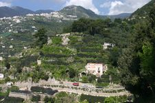 Free Amalfi Coast Royalty Free Stock Photos - 5148858