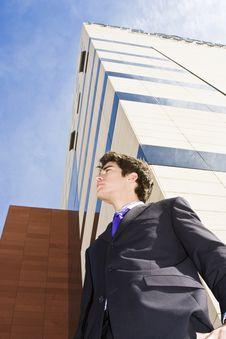 Free Businessman Portrait Stock Images - 5148934