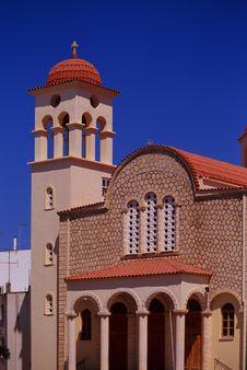 Free Church Stock Photo - 5149470