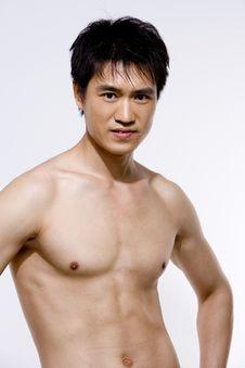 Free Chinese Man Stock Photography - 5149712